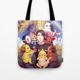 I WILL ALWAYS REMEMBER THIS - Markiplier + FNAF Tote Bag