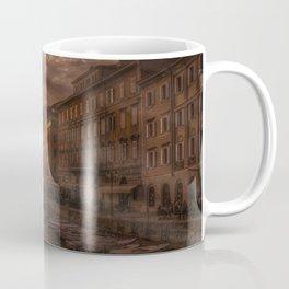 The Canal in Trieste Coffee Mug
