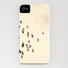 Flying to Love iPhone (4, 4s) Slim Case