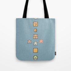 Super Mario Bros. 3 Tote Bag