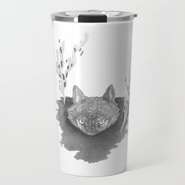 Wolf Baptism Travel Mug