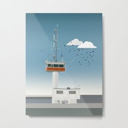 The Falsterbo channel Metal Print