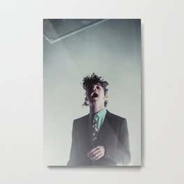 Matty Healy (The1975) Metal Print