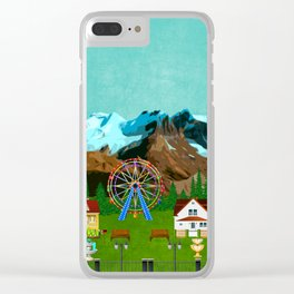 Magicland Clear iPhone Case