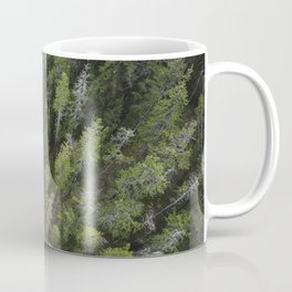 Forest Ariel Photography | Nature | Landscape Photography | Woods Coffee Mug
