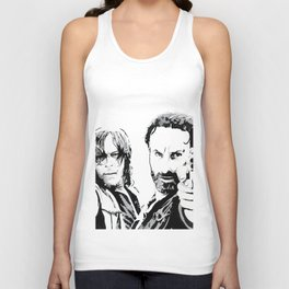 Brothers in arms Unisex Tank Top