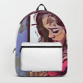 Sadness icone Backpack