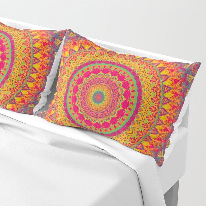 Mandala 507 Pillow Sham