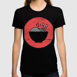 Retro Japanese Ramen Icon T-shirt