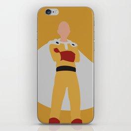 Saitama iPhone Skin