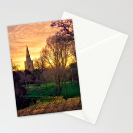 Evening Blessings Stationery Cards