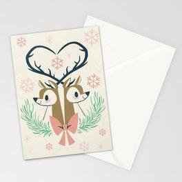 I Heart Christmas Stationery Cards