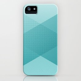 COOL HALFTONE iPhone Case