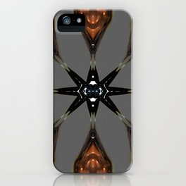 Lava demon Convergence 2 iPhone Case
