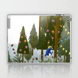 Penguin Adventure Laptop & iPad Skin