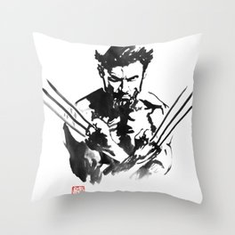 logan Throw Pillow