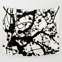 Cheers to Pollock Wall Tapestry