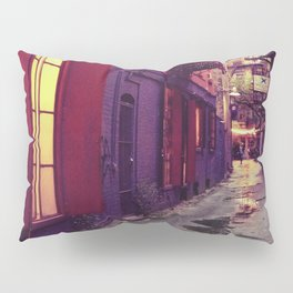 Evenings on the Lower East Side, New York City Pillow Sham