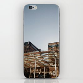 Building & Shadows iPhone Skin