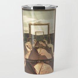 Empty Frame Travel Mug