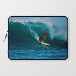 Shhh, I'm Concentrating Laptop Sleeve