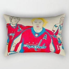First Line Rectangular Pillow
