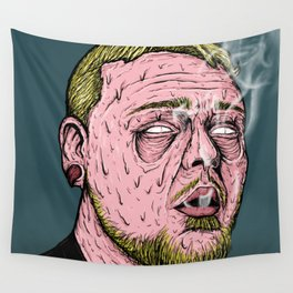 Grime Art 1 Wall Tapestry