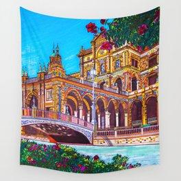 Seville, Spain Wall Tapestry