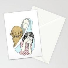 Evil Spirit Stationery Cards