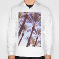 palms Hoodies featuring Palms by lilycreations