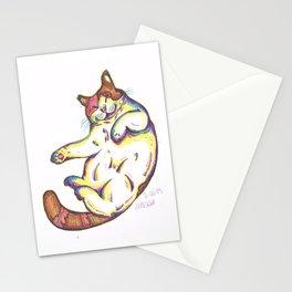 Happy Kitty Stationery Cards