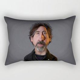 Celebrity Sunday - Tim Burton Rectangular Pillow