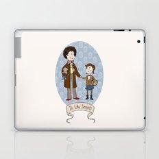 Dr Who Fangirls Laptop & iPad Skin