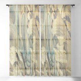 Bene Elohim Sheer Curtain