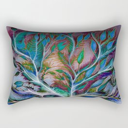 Tree of Life 2017 Rectangular Pillow