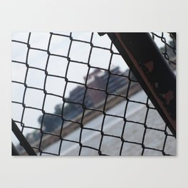 Caged Canvas Print