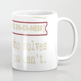 Aerospace Engineer Funny Dictionary Term Coffee Mug