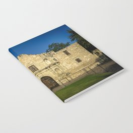 Empty Alamo Notebook