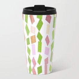 Cute Patch Art Pattern Travel Mug
