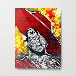 HAUTE COUTURE Metal Print