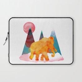 Mammoth Mountains Laptop Sleeve
