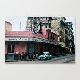 La Floridita Canvas Print