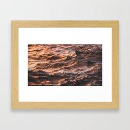 continuity Framed Art Print