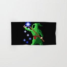 wizard green Hand & Bath Towel
