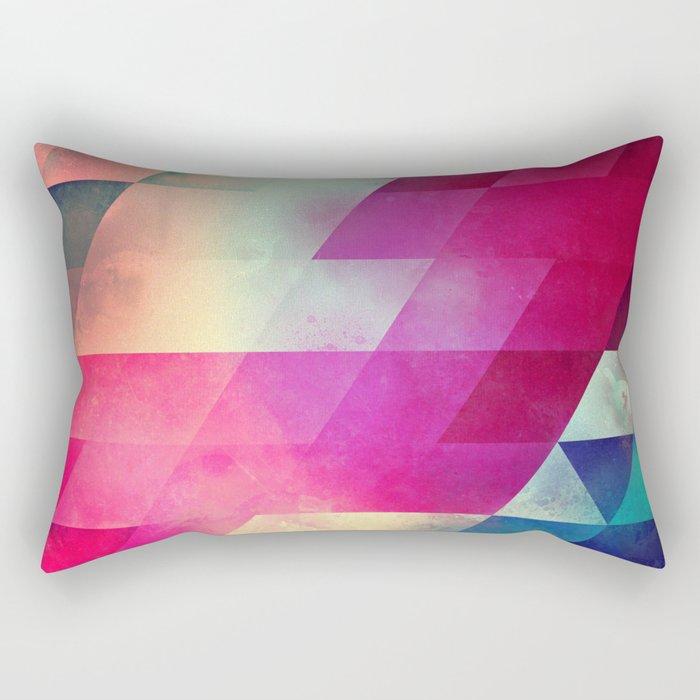 byy byy july Rectangular Pillow