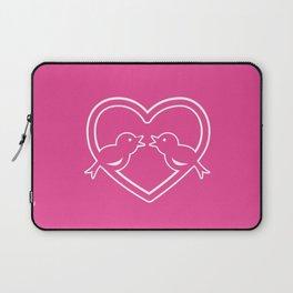 Bird Love Laptop Sleeve
