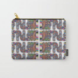 INFP Pattern 2 Carry-All Pouch