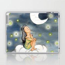 Moon Dreams Laptop & iPad Skin