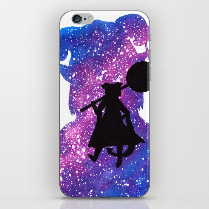 Cosmic Jester iPhone Skin