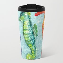 Seahorse Trio Travel Mug